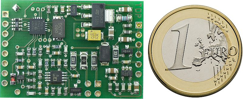 Level Measurement PCB through any material like metal